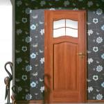 Интериорни врати Порта НОВА, модел 7.5, синтетично покритие (фолио), цвят на покритието ОРЕХ