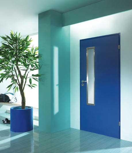 Водоустойчиви врати - серия Аква