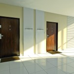 Входни врати за апартамент - серия Оптимал