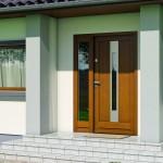 Входни врати за къщи - серия Еко Норд